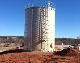 Bolted Tank in Edmond, OK