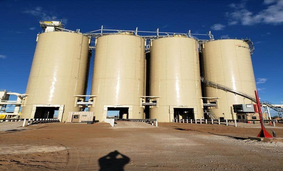 Dry Bulk StorageSilos