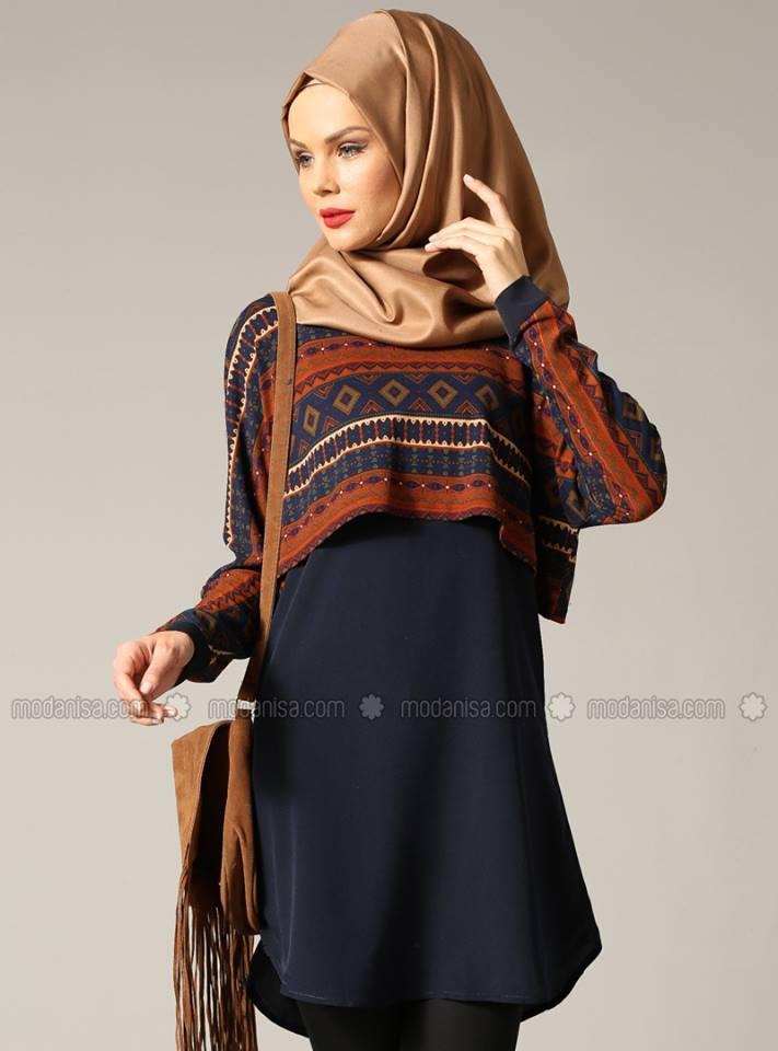 Voici Les Dernires Tendances De Tenue Hijab Chic Et