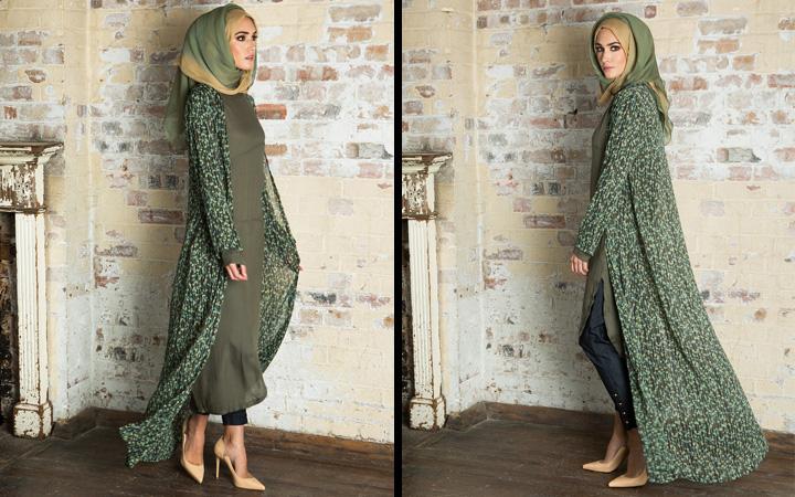 Mode Printemps T 2016 40 Magnifiques Look De Hijab Les