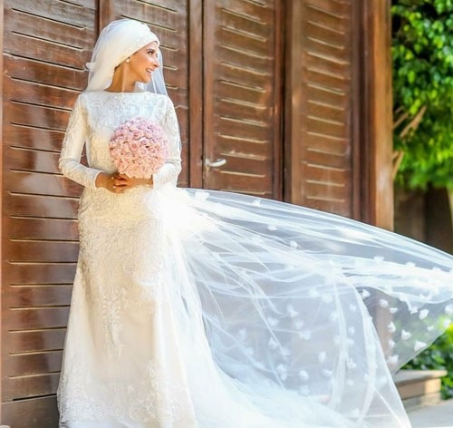 Hijab mariage 6
