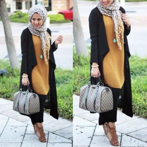 Style Hijab Casual Chic 71 Tenues Hijab Confortables