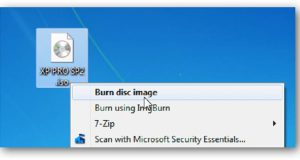 Comment graver une image ISO un disque