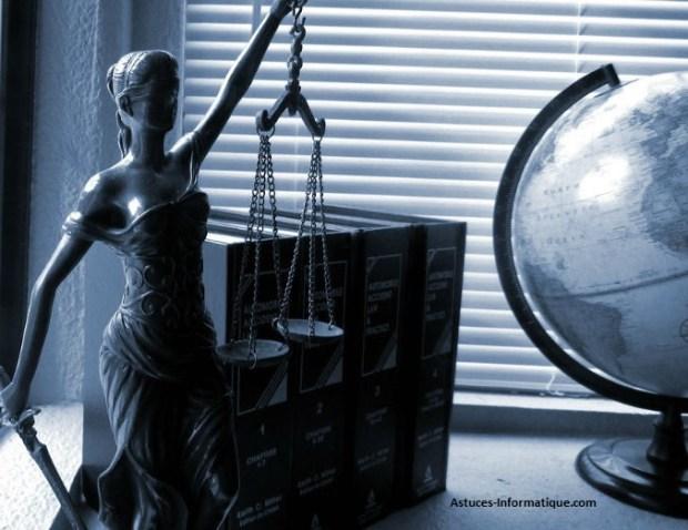 Problèmes juridique - utilisation des logiciels piratés