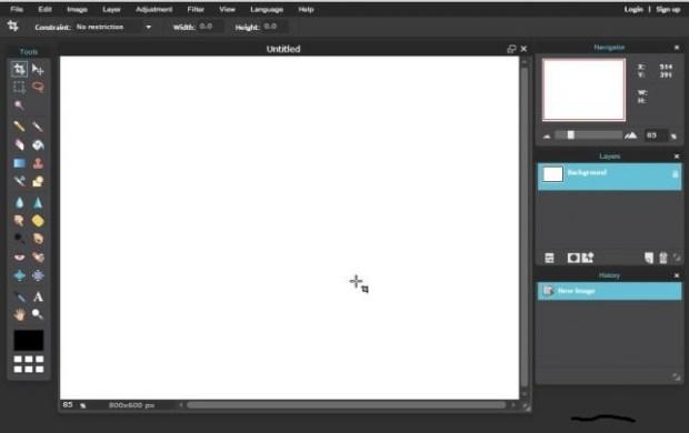 Pixlr Editor - Comment modifier vos photos sur PC sans aucun logiciel