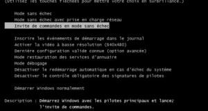 Windows ne démarre pas