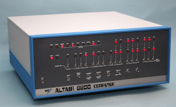 altair8800 - Premier ordinateur personel