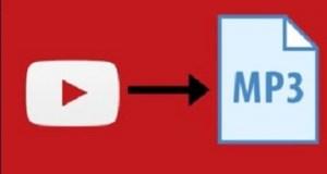de YouTube à MP3