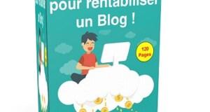 Rentabiliser votre blog
