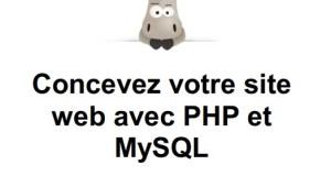 Créez site web PHP et MySQL