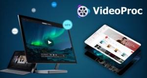 VideoProc - fusionner plusieurs vidéo