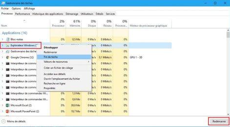 windows-10-redemarrer-explorateur-windows