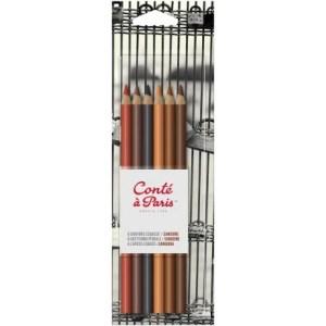 Kit de crayons sanguine