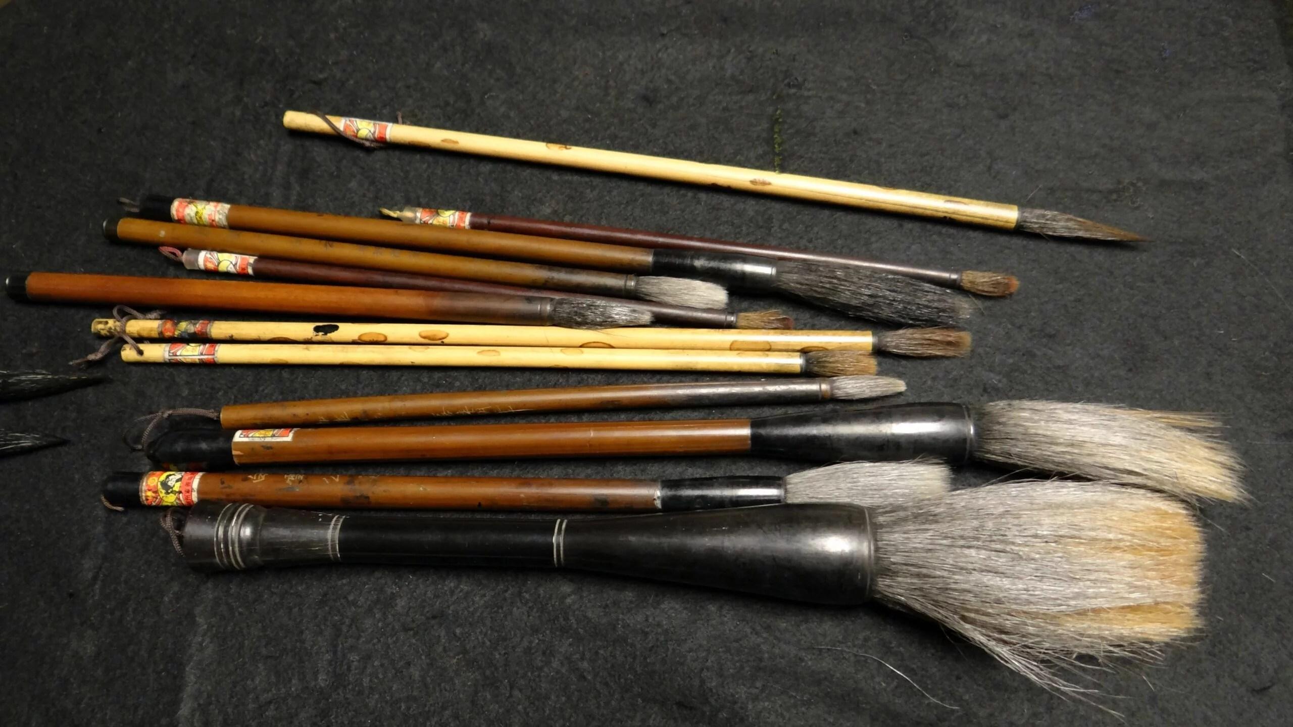 Histoire du pinceau