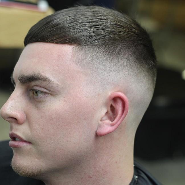 top des coiffures en degrade les plus