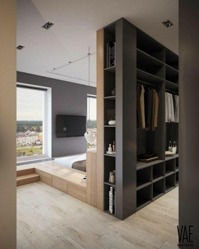 Comment Séparer Une Chambre En Deux Sans Percer : comment, séparer, chambre, percer, Séparateurs, Pièces, Diviser, Espaces, Chambre, Style