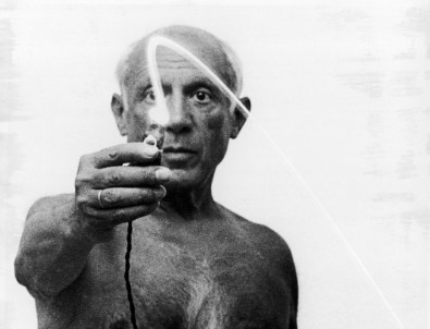 Picasso's whole life.