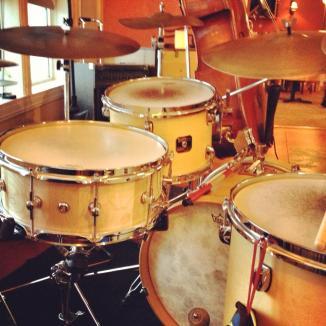 5.5x14 Maple snare