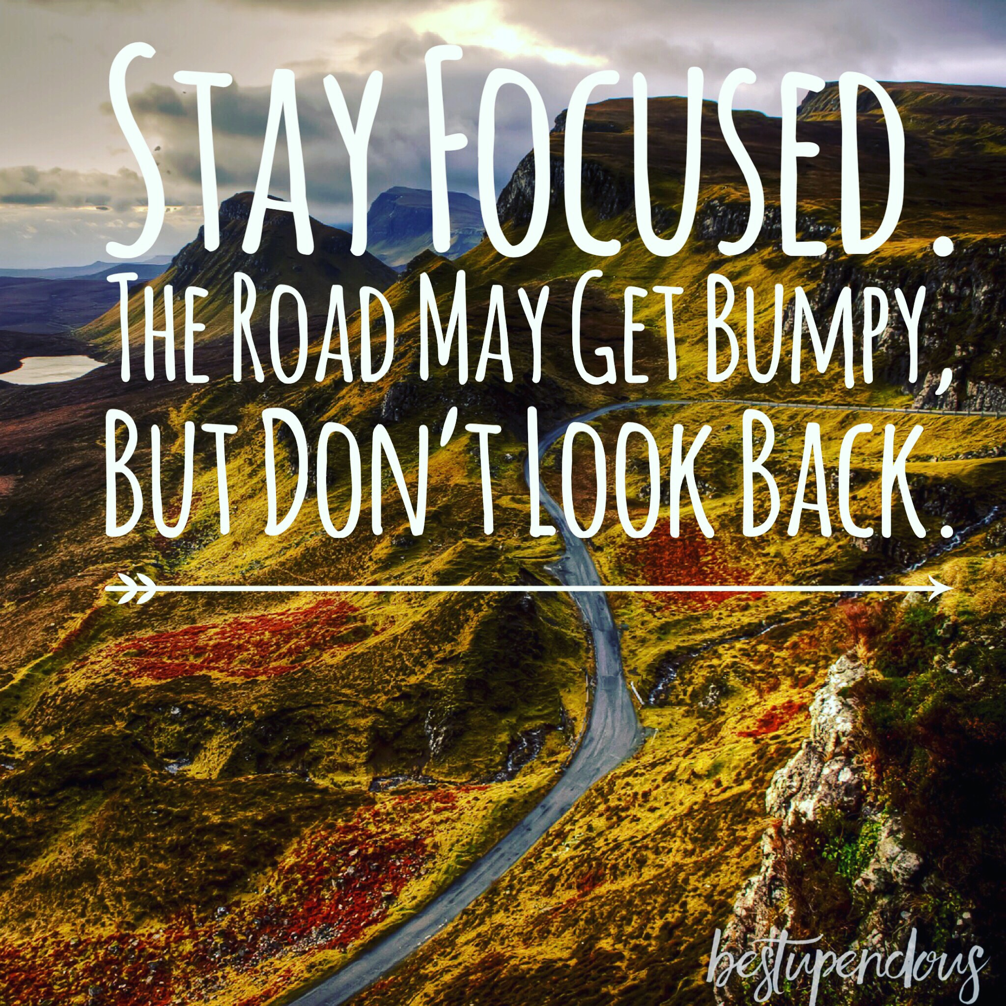 Staying Focused To Achieve Your Goals