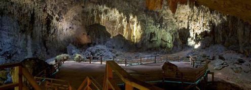 Visita cueva Tito Bustillo