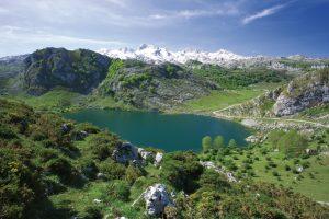 Los Lagos de Covadonga