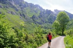 Paseando pro el Valle de Angón