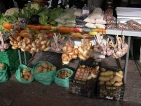 Cangas de Onís, mercado domingos