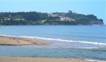 lastres playa de la griega