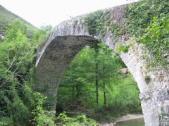 Puente romano Río Dobra