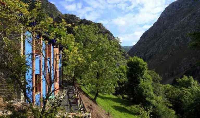 como llegar a San Ignacio, Ponga