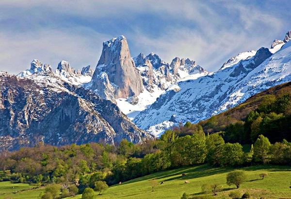 sitios para ver en asturias picos de europa