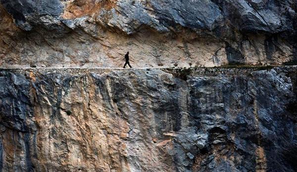 ruta del cares asturias camino