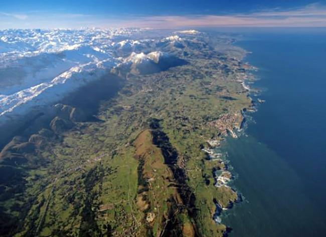 ruta costa de llanes vistas