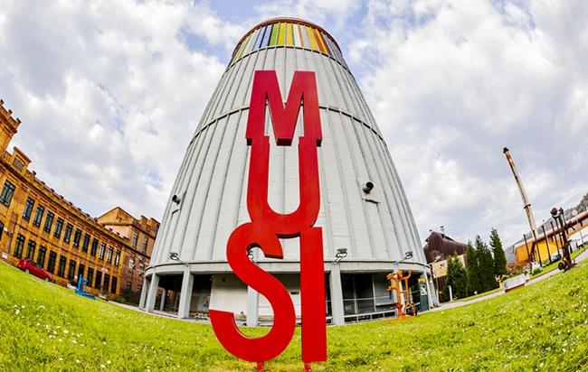 Museo de la Siderurgia de Asturias