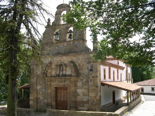Santuario del Carbayu
