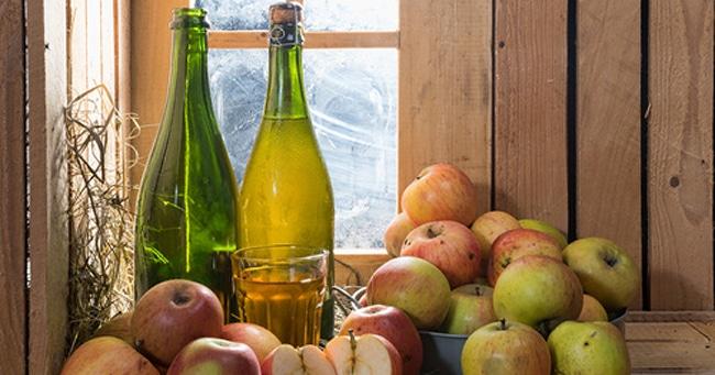 sidra asturiana bebida popular