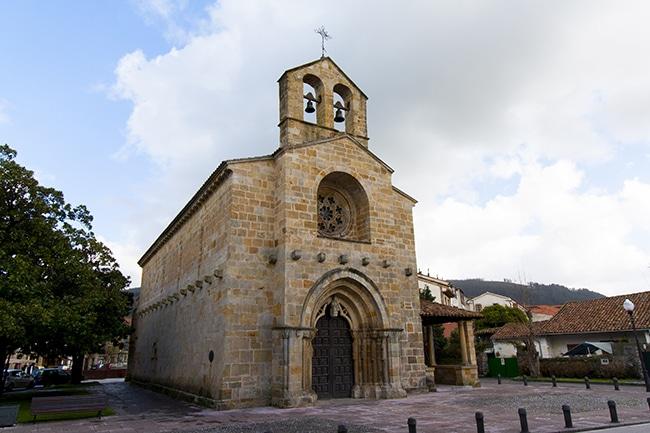 casco historico de Villaviciosa