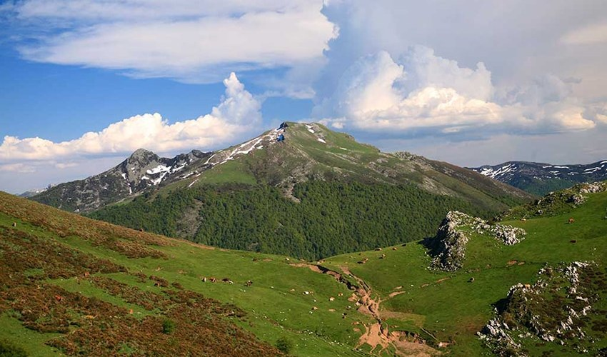 senda del arcediano en asturias