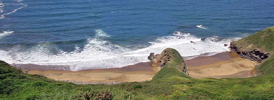 mejores playas en gozon