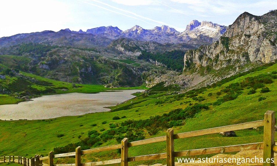 Lago Ercina, Picos de Europa
