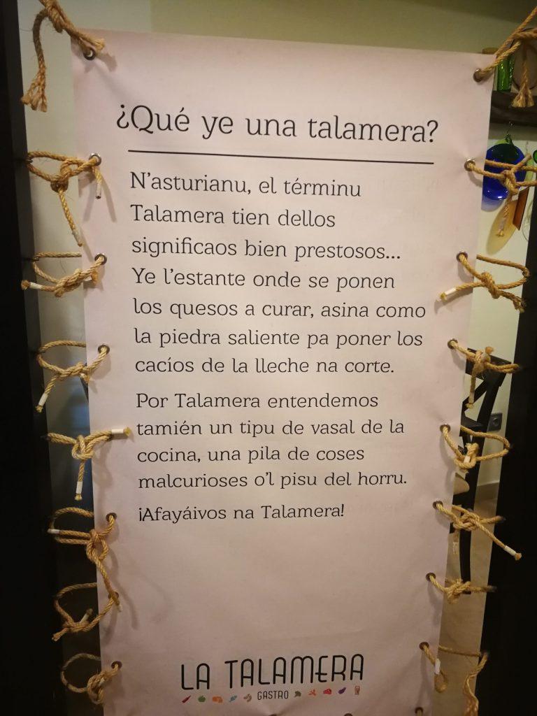 Definición de Talamera