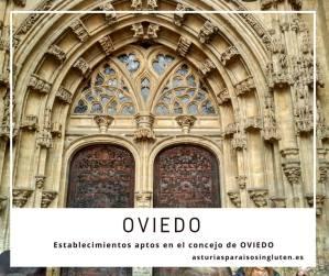 Oviedo sin gluten