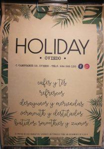 Carta Holiday