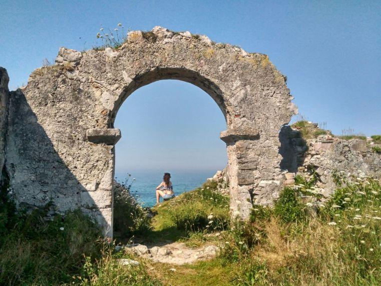 Ruinas de San Martín