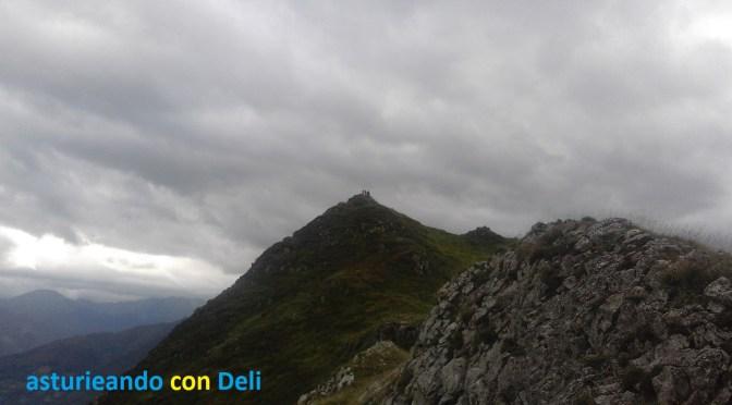 Picu La Hoya, 1193 m. Proaza