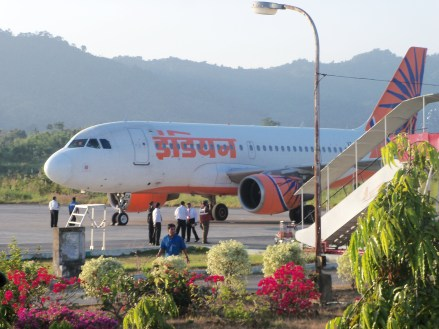 Airbus A-319 to CCU