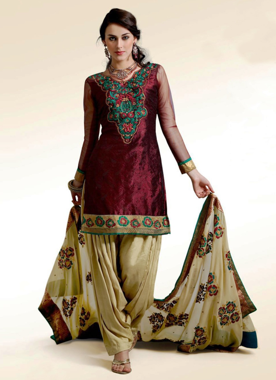 New Indian Shalwar Kameez Design For Girls A Style Tips