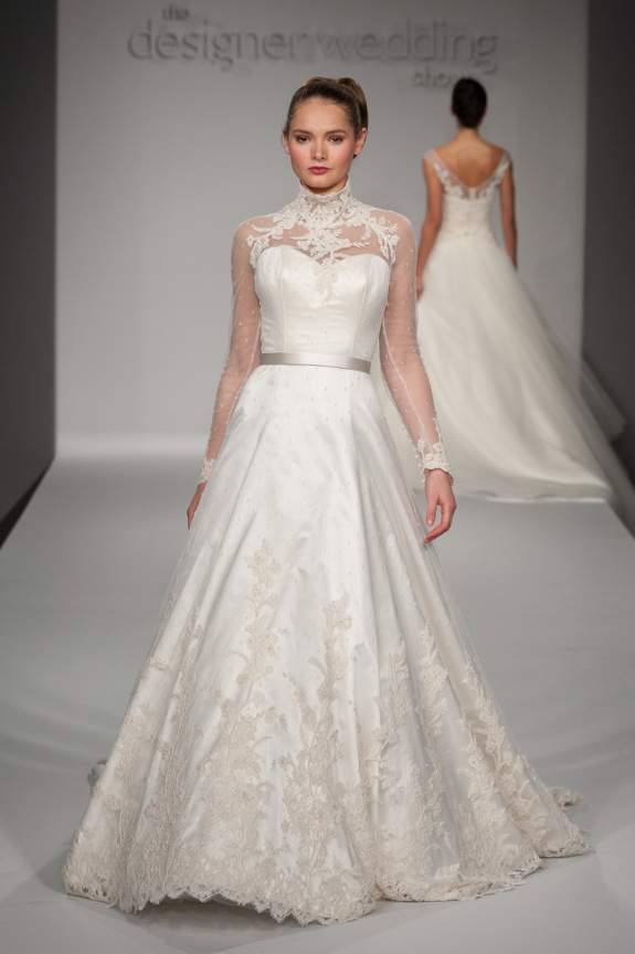 Exclusive interview with couture bridal designer Phillipa