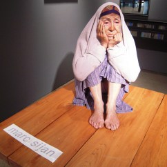 Sofa Chicago Artists Set Philippines Clown Meat Tastes Funny And Other Observations On