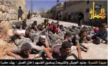tentara_assad_dieksekusi